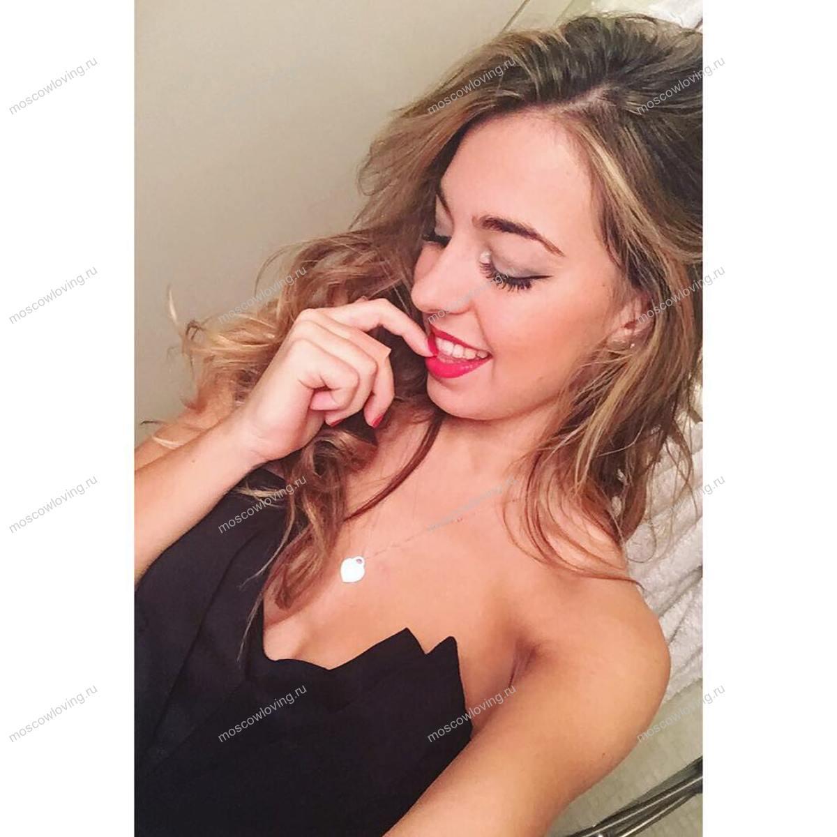 Девушка Альбина